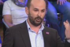 Константин Долгов в эфире программы «Политика»
