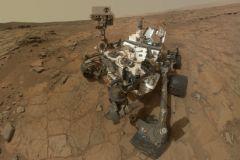 В камнях на дне марсианского озера Curiosity нашел большое количество нитратов и других соединений азота