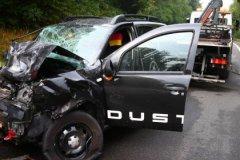 Даже в автокатастрофе водитель должен оставаться водителем
