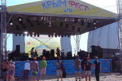 Зрителей «Крым феста» можно пересчитать по пальцам