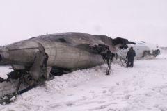 Информации о сбитом самолёте нет