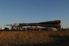 Ракета упала под Архангельском