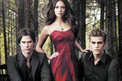 """Вампирская тема по-прежнему в моде. """"Дневники вампира"""" тому подтверждение"""