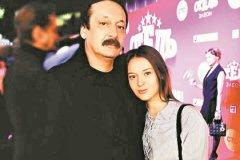 Владислав Ветров с дочерью