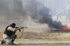 Миссию ОБСЕ и представителя Донецка обстреляли с украинской стороны 27 декабря
