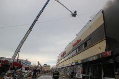 25 человек могут оказаться жертвами пожара в Казани