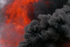 Причины и обстоятельства возгорания уточняются
