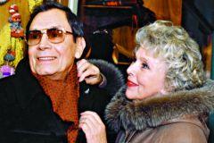 Владимир Ушаков и Вера Васильева