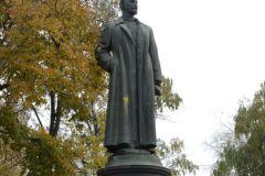 Памятник Феликсу Дзержинскому в Москве
