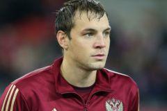 Футболист Артём Дзюба