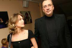 Константин Меладзе с бывшей женой Яной
