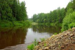 Река Глухая Вильва