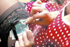 Услуги эскорт-девушек часто стоят несколько сот евро