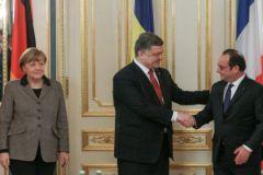 Франция и Германия не проявили слабость, сев за стол переговоров с Путиным