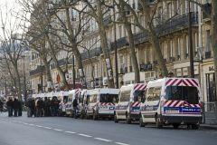 В Париже освобождены пять подозреваемых в атаке на редакцию