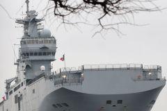 Россия введет санкции против Франции за срыв контракта на поставки «Мистралей»