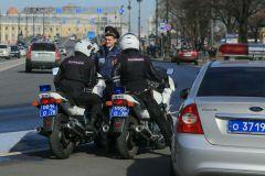 В центре Москвы кавказцами избит дорожный полицейский