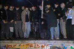 Разрушение Берлинской стены