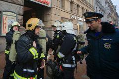 Пожар в библиотеке ИНИОН мог вызвать взрыв петарды