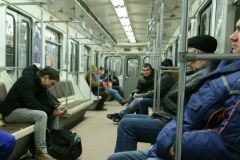 Покалечивший полицейского в метро мужчина оказался студентом