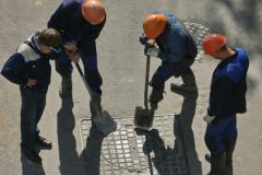 Эксперты нашли в коллекторе московской канализации этилацетат