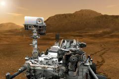 На Марсе нашли возможные следы жизни