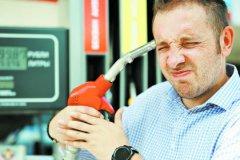 С начала года цены на бензин выросли на 22%