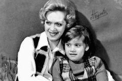 Алиса Фрейндлих с дочерью