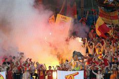 Газону на стадионе в Туле нанесен тяжелый ущерб