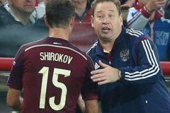 Роман Широков и Леонид Слуцкий
