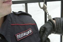 Полицейский был задержан около дома 37 по Витебскому проспекту