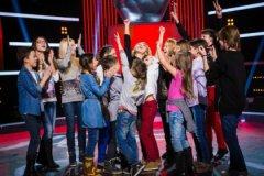 Новый, уже 4-й сезон шоу «Голос. Дети» стартовал на «Первом канале»