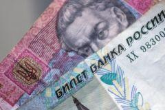 Гривна постепенно вымывается из бунтующих территорий. Главная интрига теперь: откуда рубли?