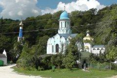 «Первый православный курорт в Адлерском районе Сочи...»