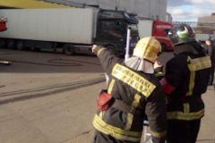 30 октября в холодильно-компрессорном цехе торгового дома «Преображенский» произошёл разлив аммиака