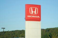 У Honda 10-кратное падение продаж в России