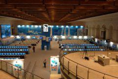Огромный пресс-центр 70-летия Победы в Манеже фактически пустует из-за оплошности организаторов