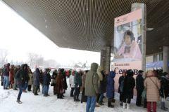 Выставка работ Серова в ЦДХ вызвала невероятный ажиотаж