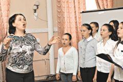 «Смуглянку» в этой школе поют на французском