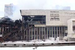 Уничтоживший библиотеку пожар произошел в конце января