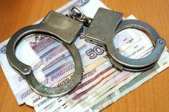 К моменту задержания мужчина успел потратить более 1 млн