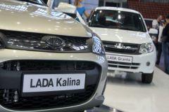 Цены на автомобили Lada с 4 марта выросли на 4,79%