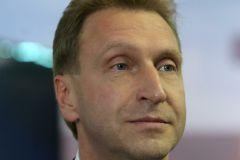 Шувалов считает, что экономический рост будет наблюдаться уже в 2016 году