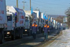 Гумпомощь из Петербурга не попадет в Хакасию