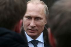 Путина пришло время воспеть, считают санкт-петербургские казаки