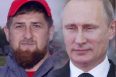 Рамзан Кадыров и Владимир Путин