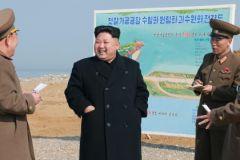 Ким Чен Ын не сможет принять участие в торжествах в Москве по случаю 70-летия Победы в ВОВ