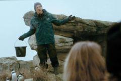 Кадр из фильма «Пингвин нашего времени»