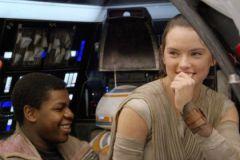 Съемки фильма «Звездные войны. Пробуждение силы».