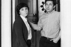 Игорь Кваша с женой Татьяной